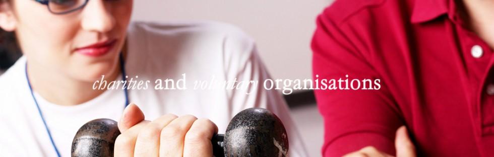 charities and voluntary organisations